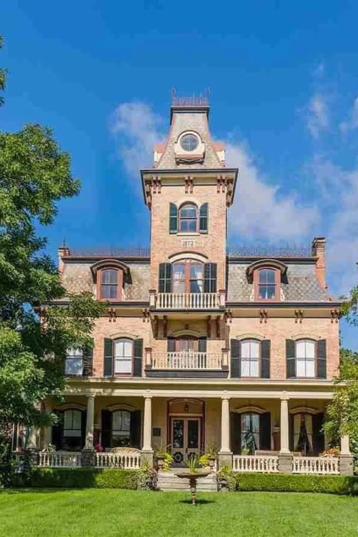 1873 Second Empire For Sale In Kingston New York