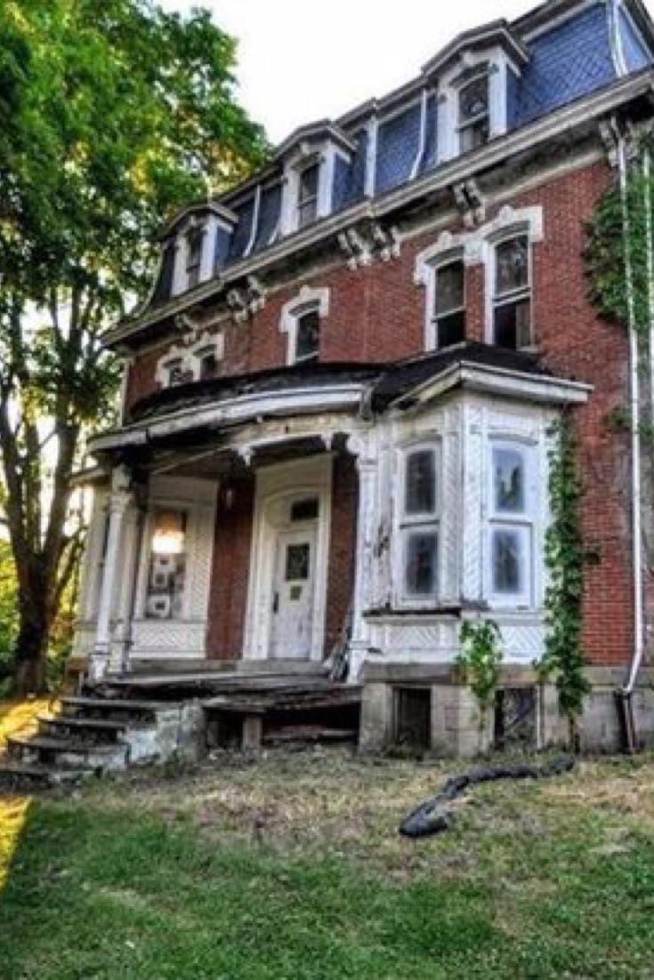 1883 Fixer Upper For Sale In Finleyville Pennsylvania