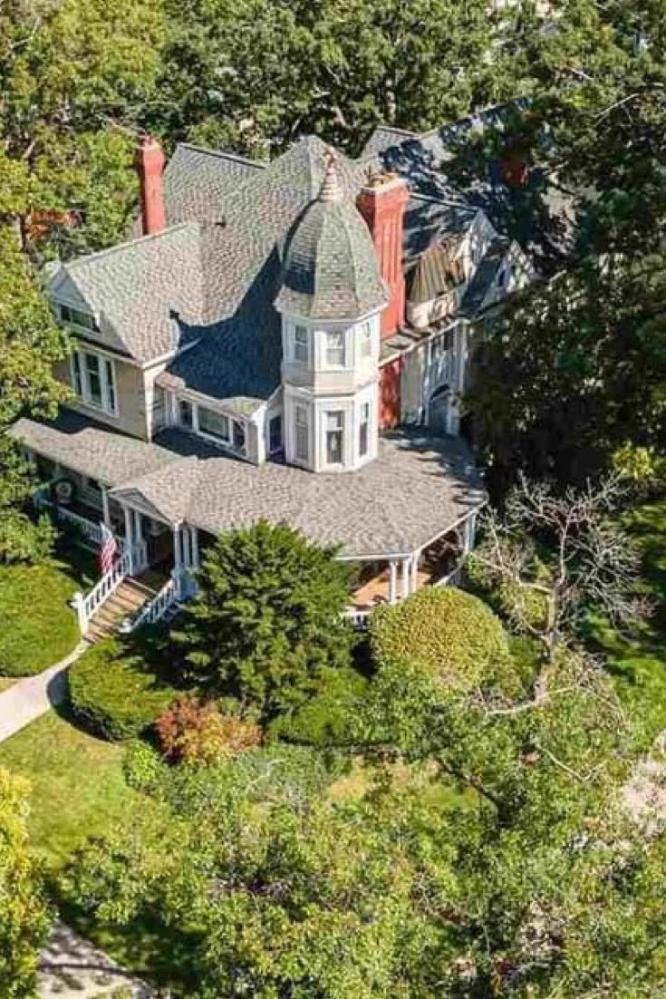 1894 Victorian For Sale In Traverse City Michigan