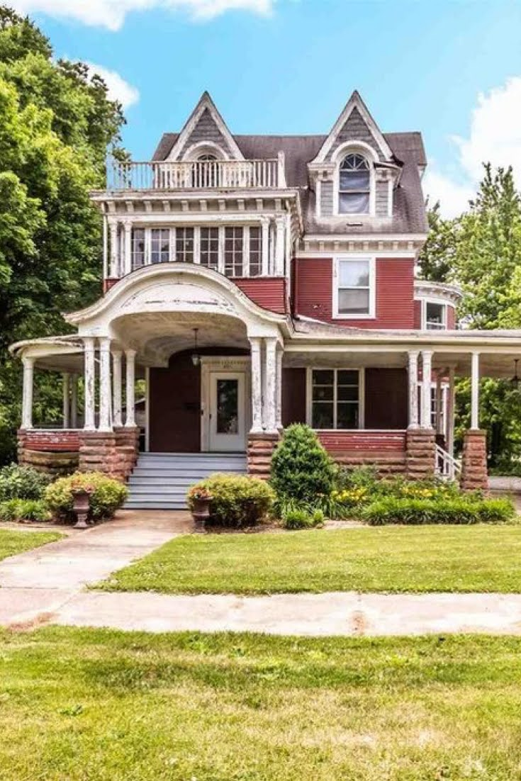1890 Victorian For Sale In Wyoming Illinois