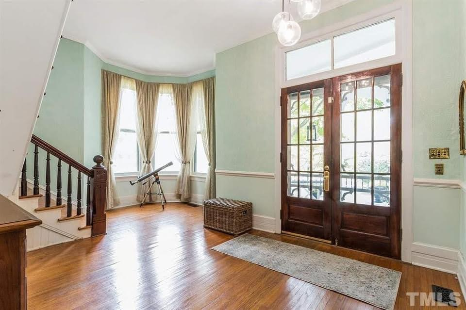 1892 Victorian For Sale In Wake Forest North Carolina