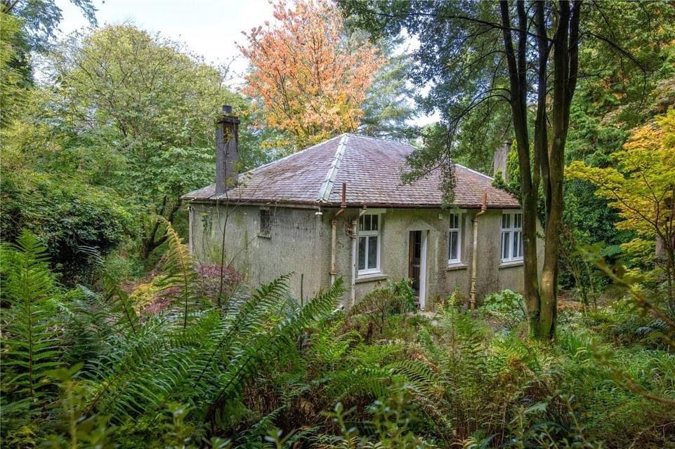 1858 Fixer Upper For Sale In Dunbartonshire Scotland