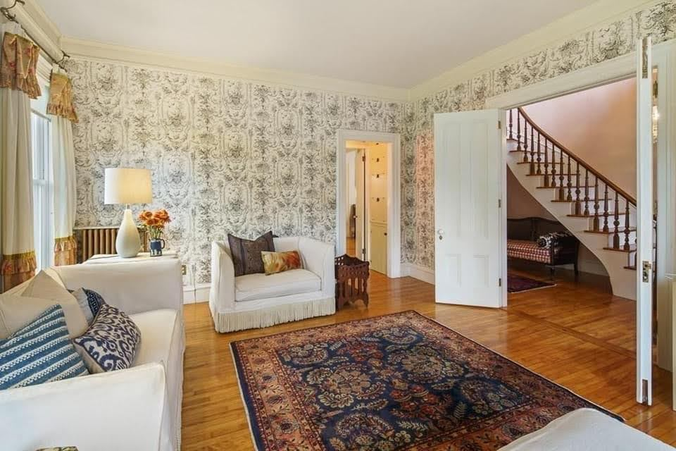 1880 Second Empire For Sale In Westborough Massachusetts