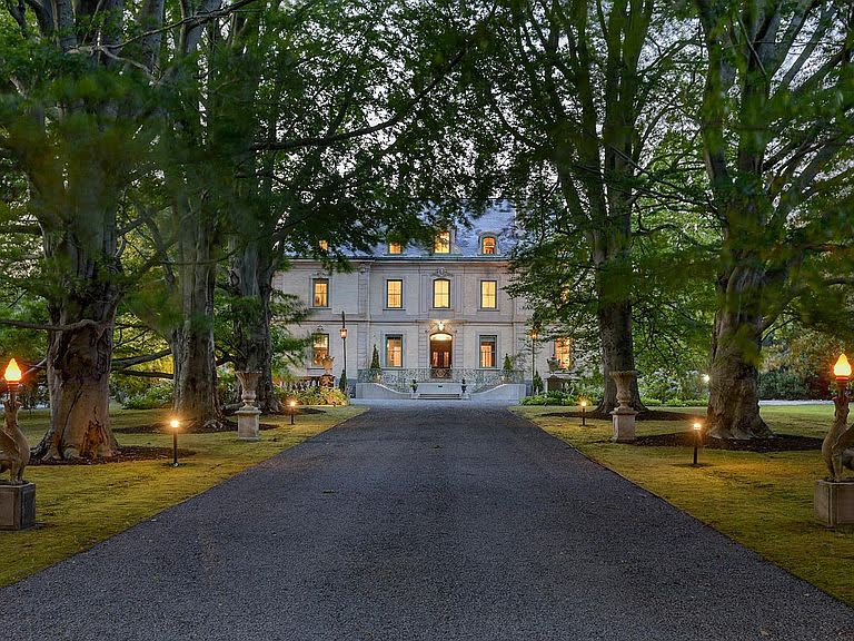 1873 Mansion For Sale In Newport Rhode Island