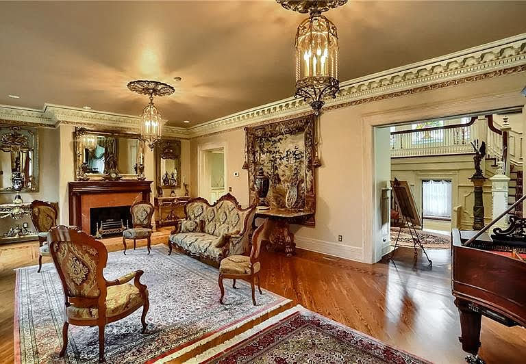1907 Historic House For Sale In Oil City Pennsylvania