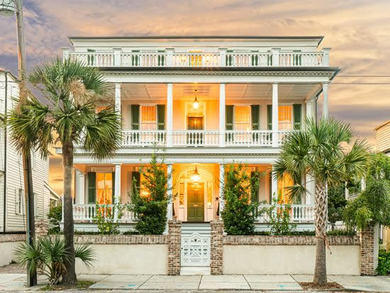 1835 Antebellum For Sale In Charleston South Carolina