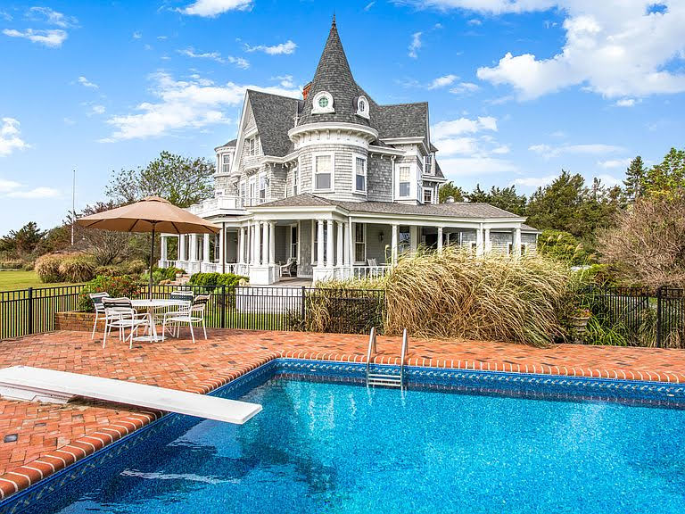 1896 Victorian For Sale In Moriches New York