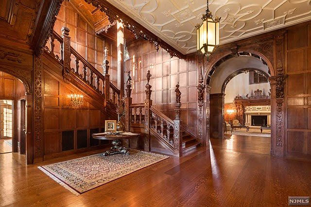 1907 Mansion For Sale In Mahwah New Jersey