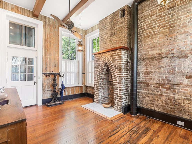 1854 Second Empire For Sale In Charleston South Carolina