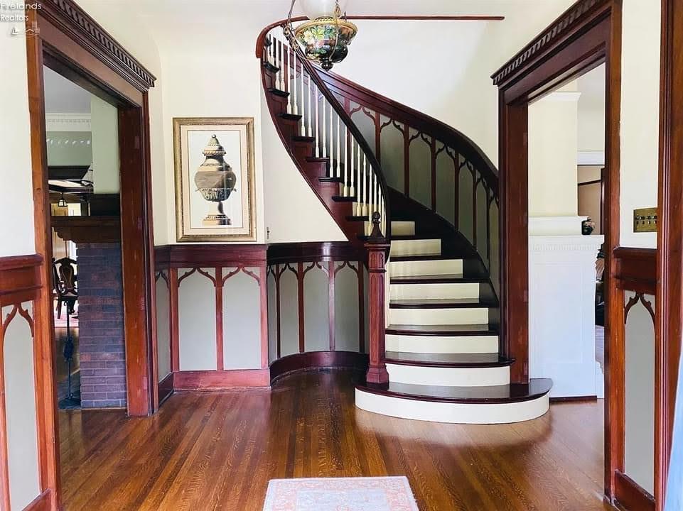 1853 Gothic Revival For Sale In Tiffin Ohio