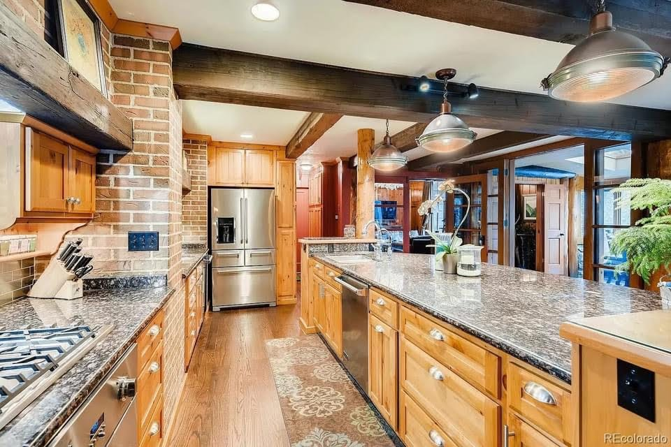 1927 Mansion For Sale In Evergreen Colorado