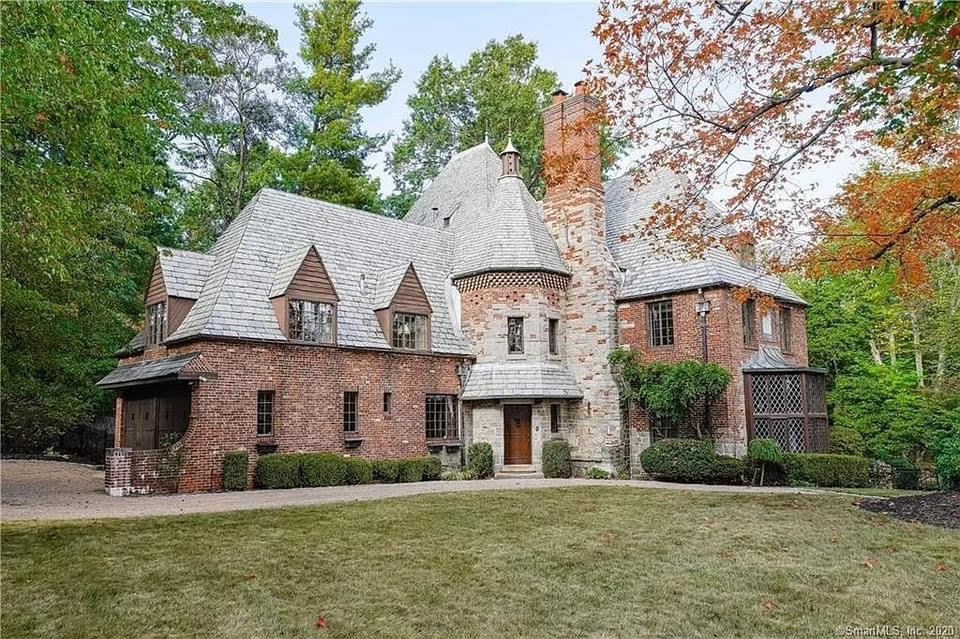1927 French Tudor For Sale In Hartford Connecticut