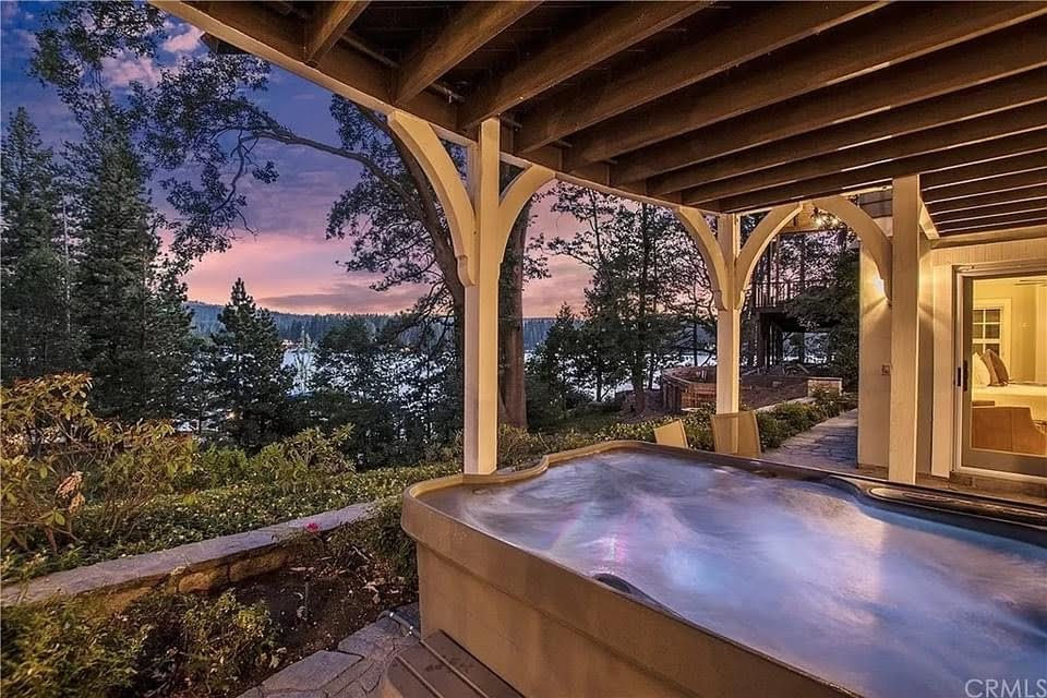 1937 Historic House For Sale In Lake Arrowhead California