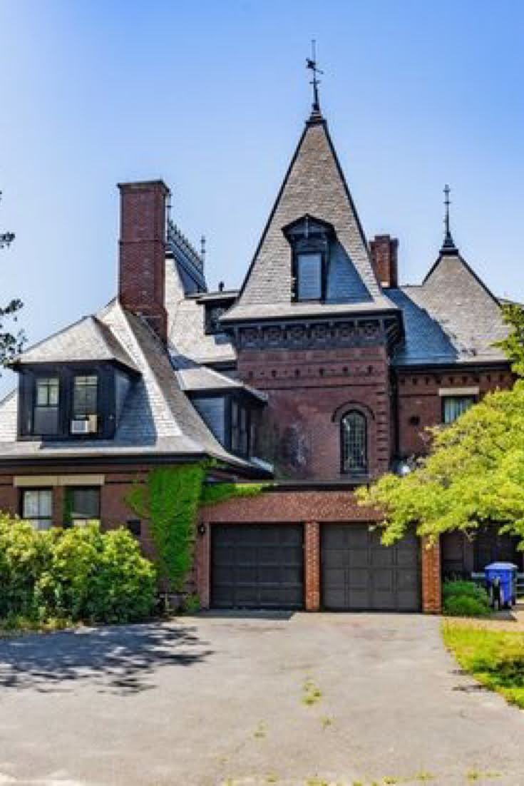 1874 Mansion For Sale In Springfield Massachusetts