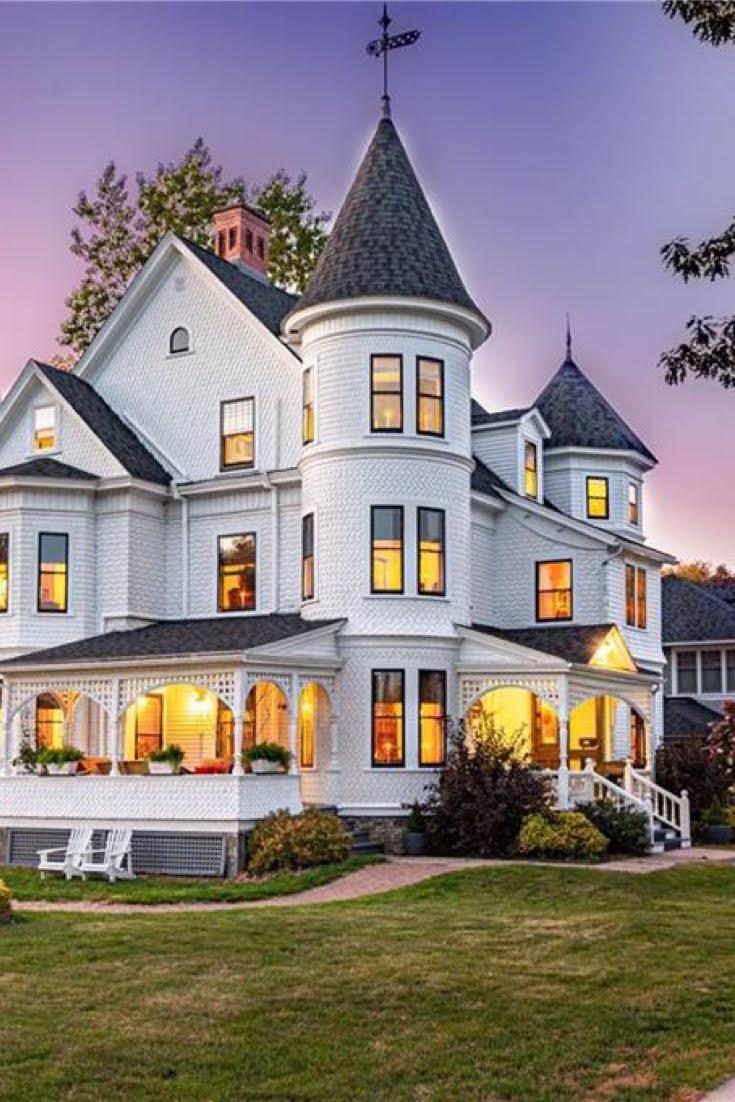1895 Victorian For Sale In New Brunswick Canada