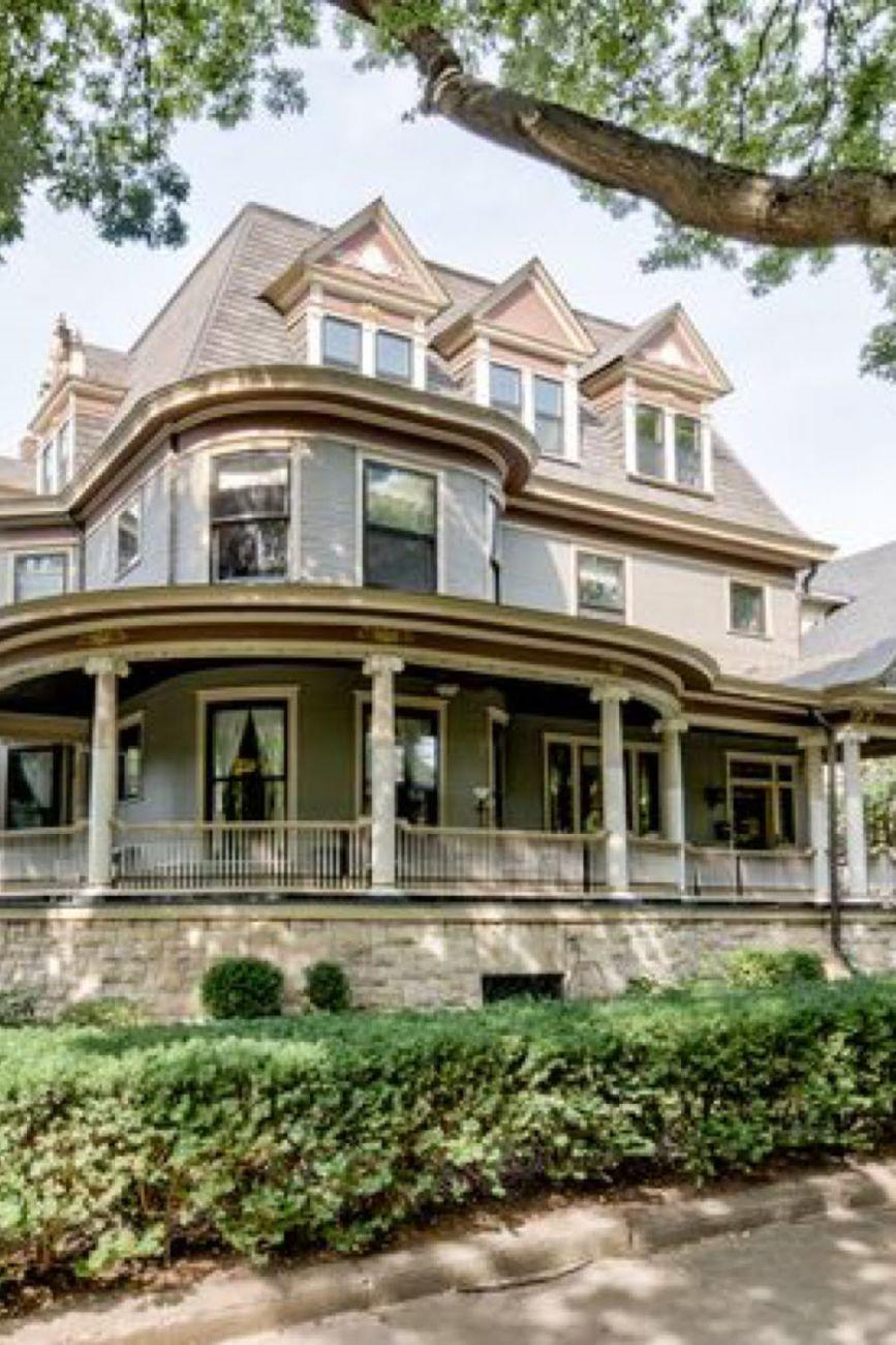 1894 Victorian For Sale In Oak Park Illinois