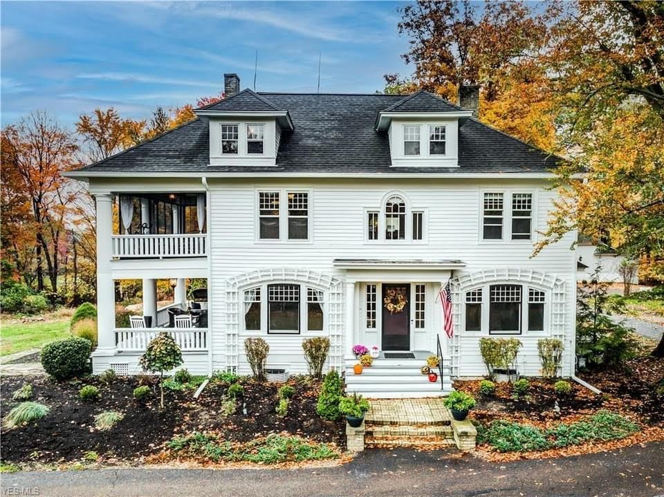 1912 Historic House For Sale In Medina Ohio