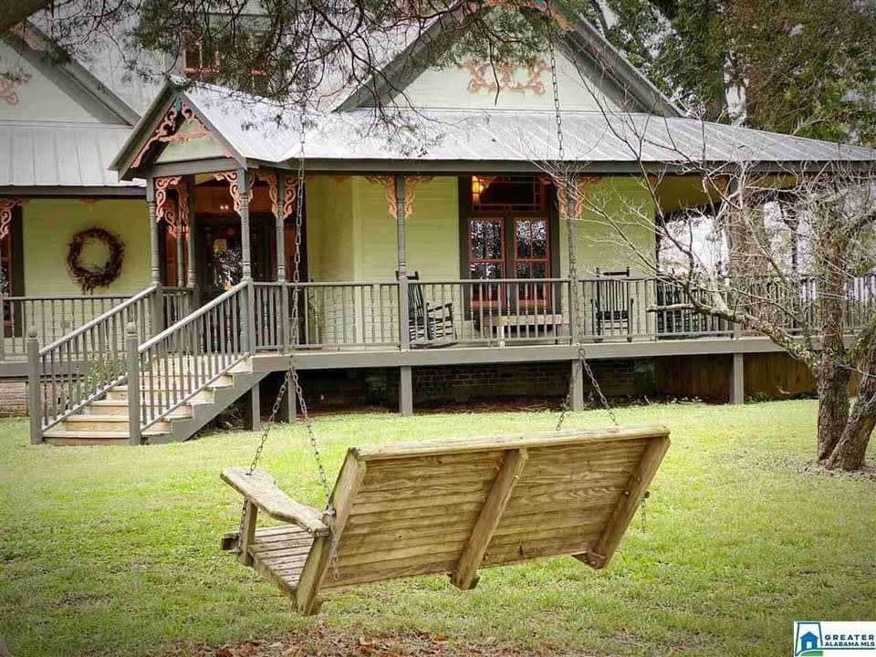 1890 Victorian For Sale In Harpersville Alabama
