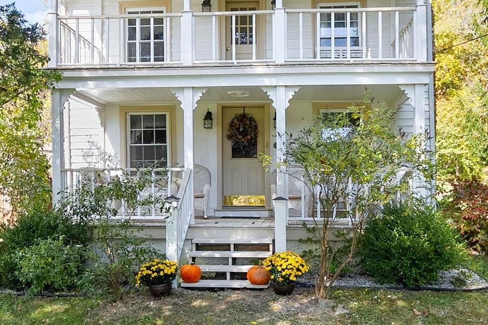 1855 Historic House For Sale In Salem Virginia