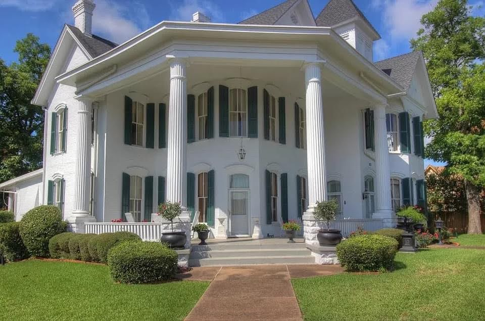 1884 Historic House For Sale In Rusk Texas