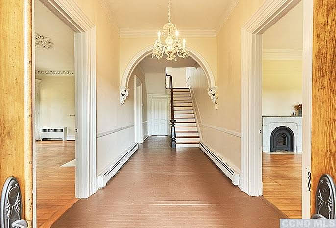 1856 Second Empire For Sale In Red Hook New York