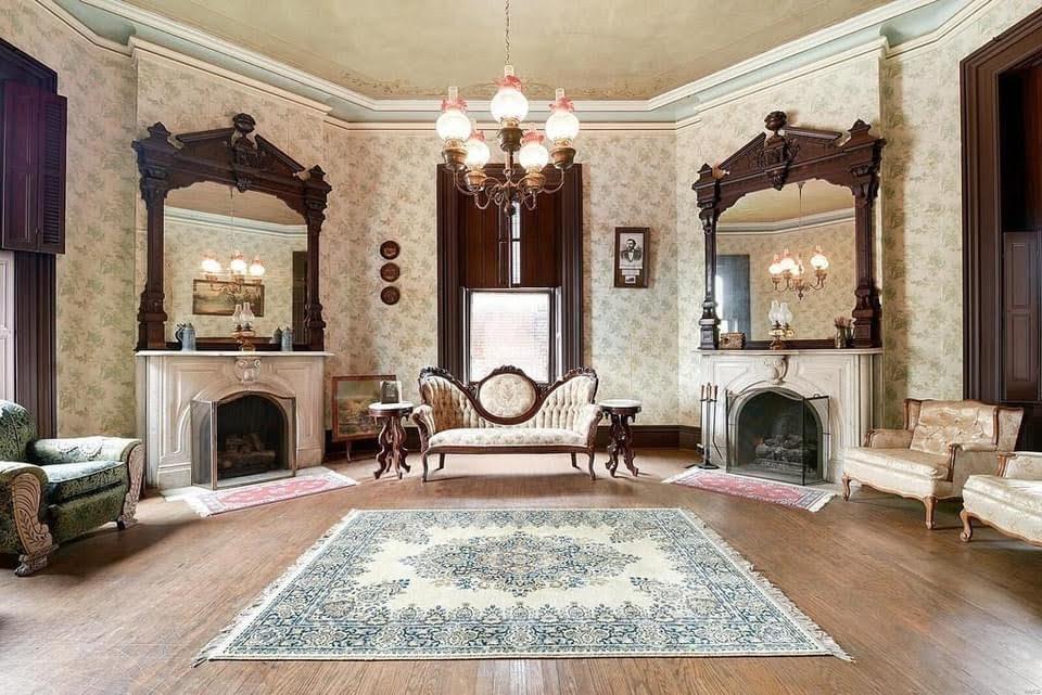 1870 Max Feuerbacher Mansion For Sale In Saint Louis Missouri