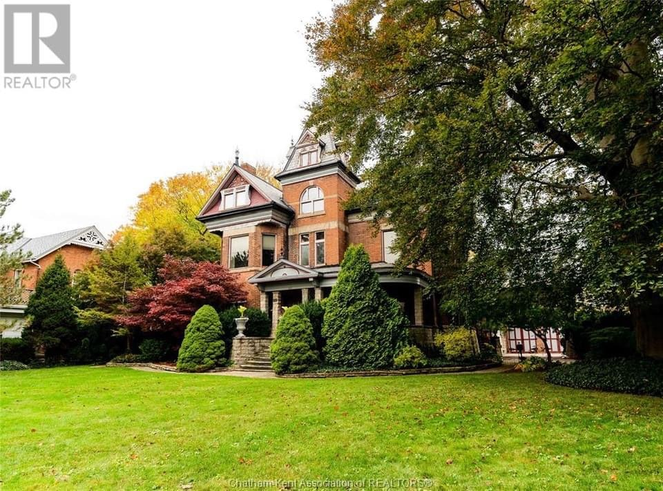 1887 Victorian For Sale In Ontario Canada