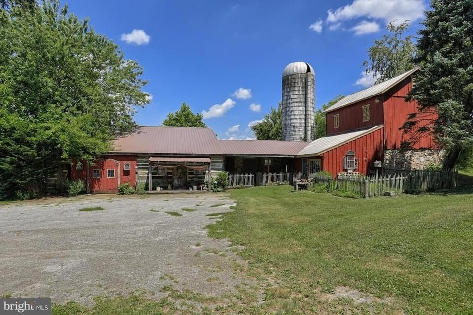 1731 Farmhouse For Sale In West Grove Pennsylvania