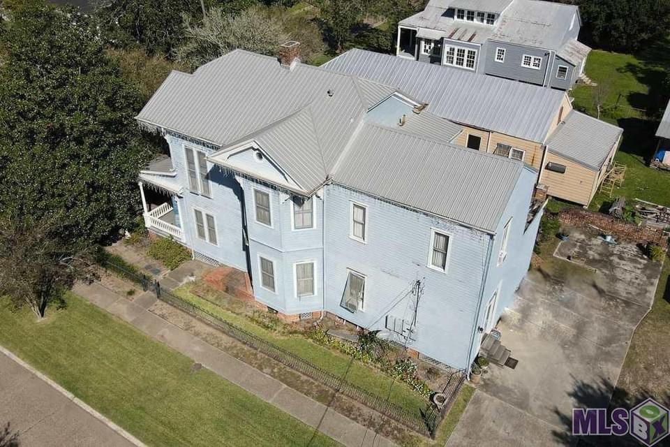 1870 Italianate For Sale In Donaldsonville Louisiana