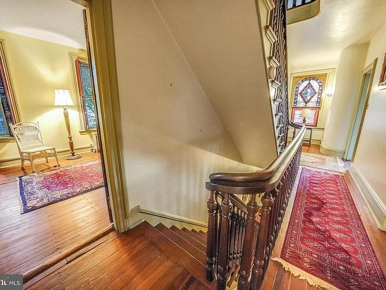 1882 Second Empire For Sale In Middletown Delaware