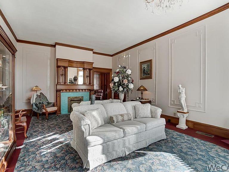 1898 Stone House For Sale In Van Wert Ohio