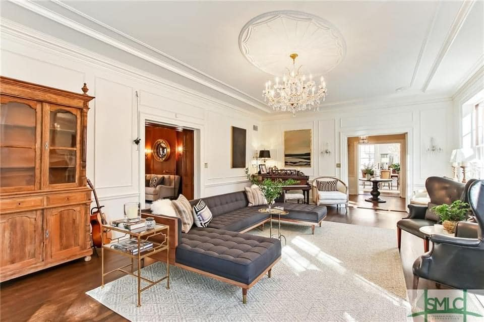 1937 Tudor Revival For Sale In Savannah Georgia