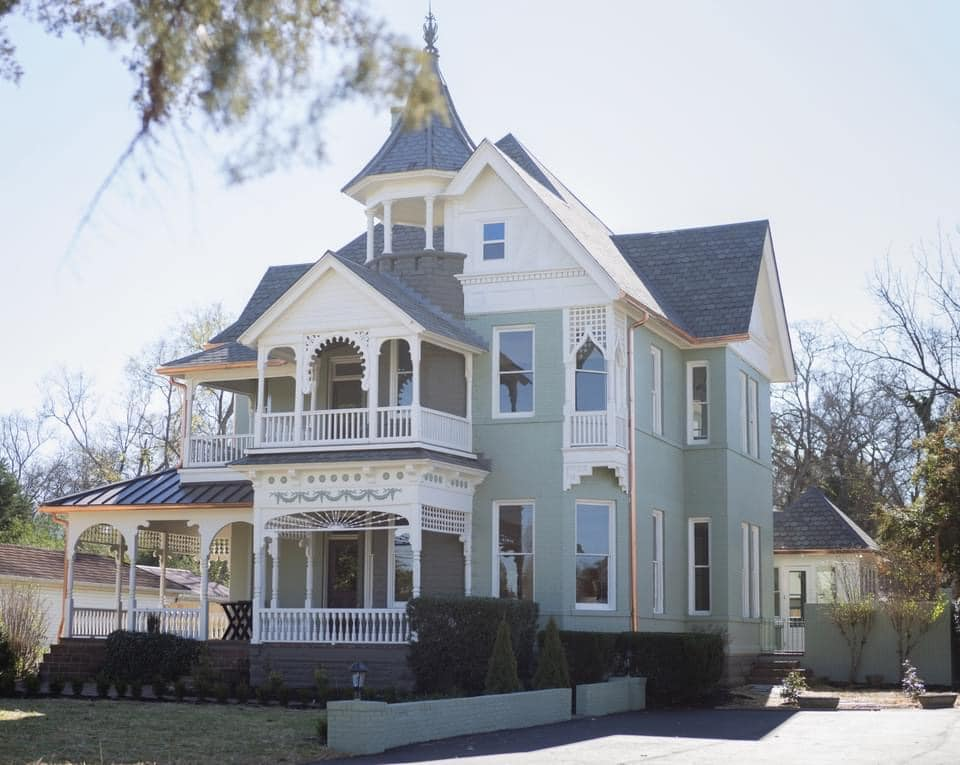 1900 Victorian For Sale In Lebanon Tennessee
