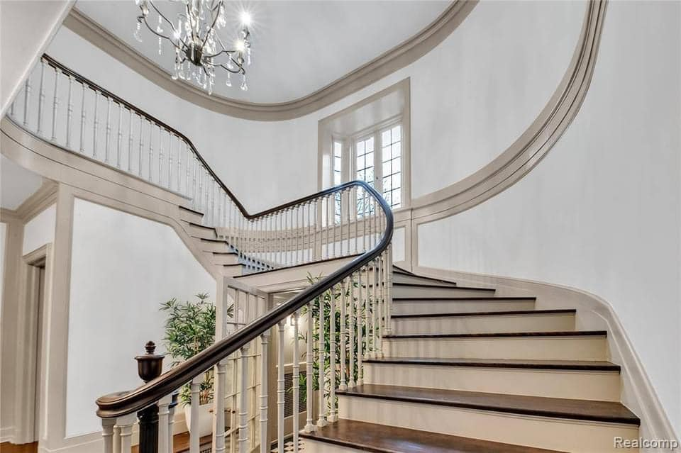 1922 Mansion For Sale In Detroit Michigan