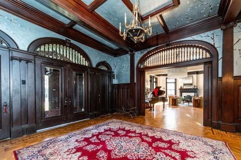 1901 Mansion For Sale In Macon Georgia