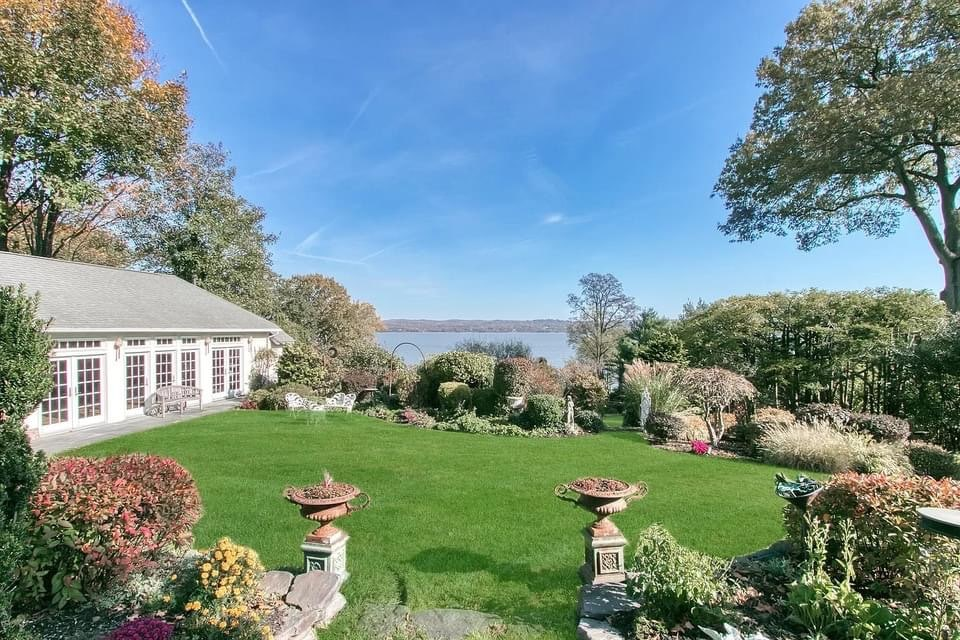 1878 Riverfront House For Sale In Nyack New York
