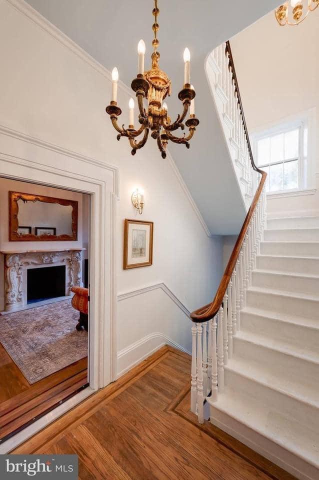 1800 Historic House For Sale In Philadelphia Pennsylvania