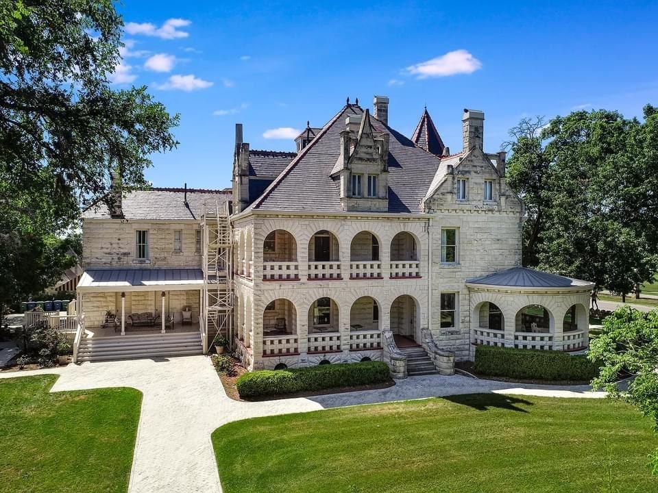 1894 Mansion For Sale In San Antonio Texas