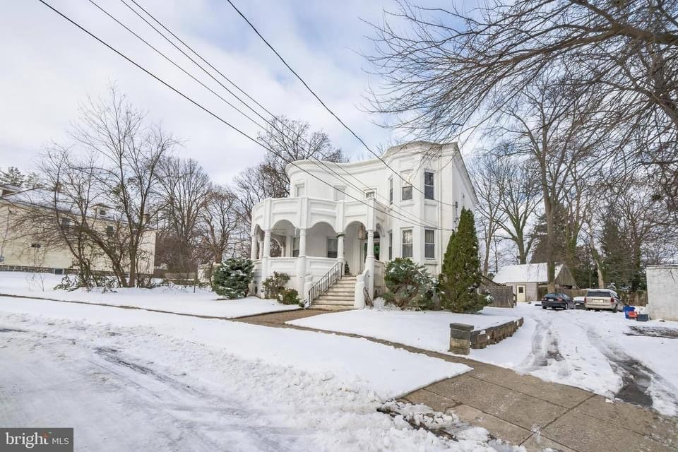 1902 Historic House For Sale In Upper Darby Pennsylvania