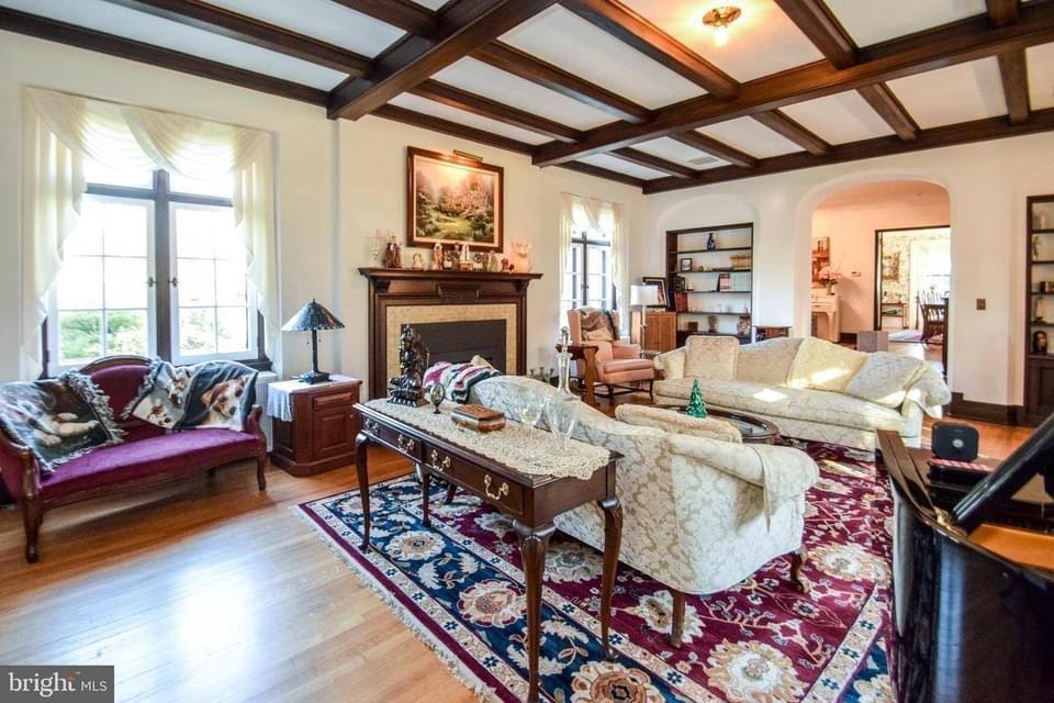 1929 Stone Manor For Sale In York Pennsylvania