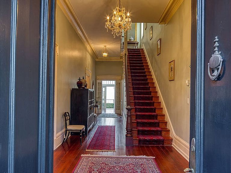 1854 Historic House For Sale In Savannah Georgia