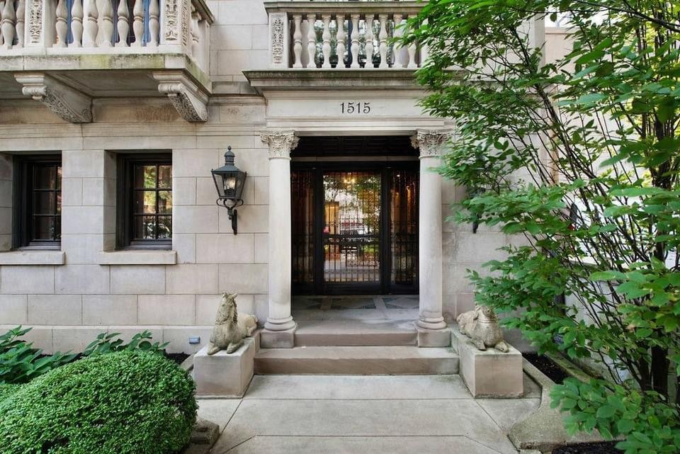 1898 Mansion For Sale In Chicago Illinois