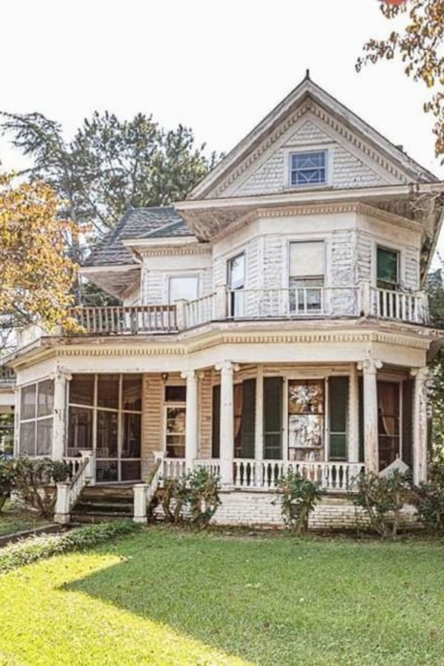 1910 Fixer Upper For Sale In Enfield North Carolina