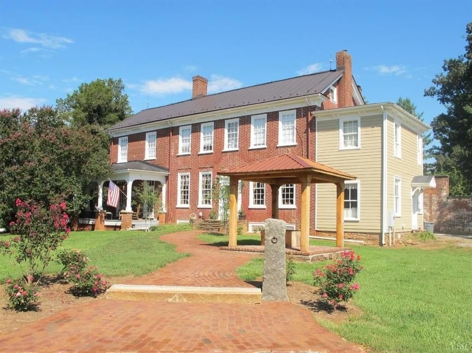 1772 Farmhouse For Sale In Forest Virginia
