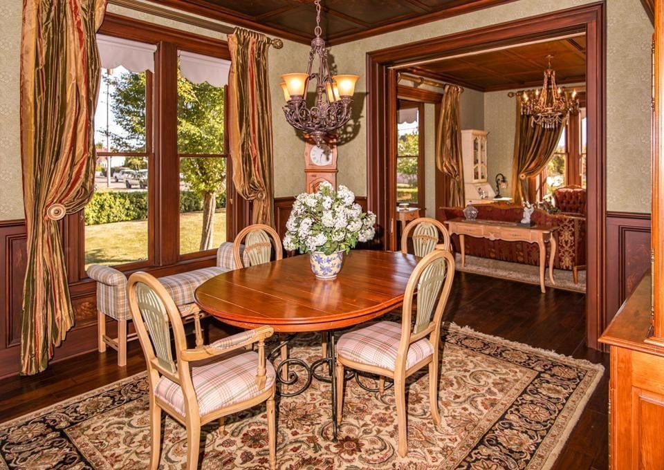 1884 Gothic Revival For Sale In Ferndale California