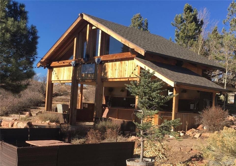 1874 Ranch Estate For Sale In Westcliffe Colorado
