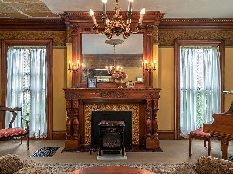1893 Victorian For Sale In North Berwick Maine