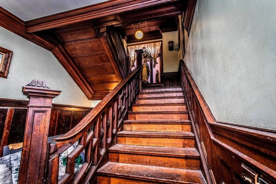 1890 O'leary Mansion For Sale In Chicago Illinois
