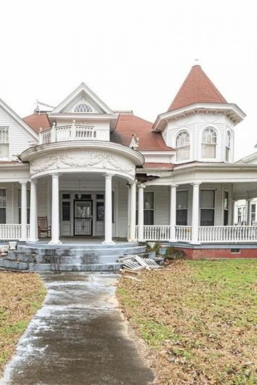 1900 Victorian For Sale In Union Spring Alabama
