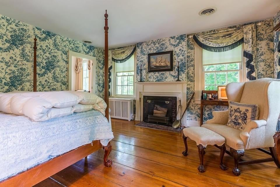 1811 Farmhouse For Sale In Springfield Vermont